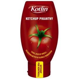 KOTLIN- Ketchup Scharf 450g