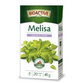 BIOACTIVE-Melissa 20 x 1,2g
