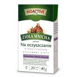 BIOACTIVE-für die Darmreinigung 20 x 1,2g