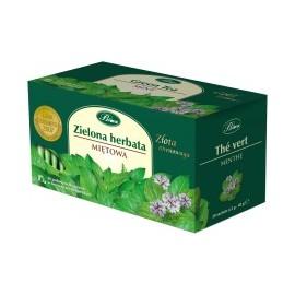 BIOFIX-Grüner Tee Pfefferminz 20x2g