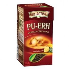 BIOACTIVE- PU-ERH Zitrone 100g