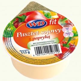 WD-Sojabohne Pastete mit Paprika 113g