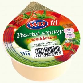 WD-Sojabohne Pastete mit Tomaten 113g