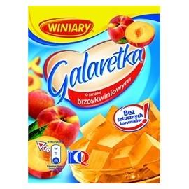 WINIARY-Pfirsich Gelee
