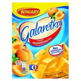 WINIARY-Aprikose Gelee