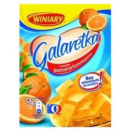 WINIARY-Orangen Gesmack Gelee