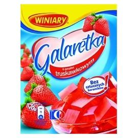 WINIARY- Erdbeer Geschmack Gelee