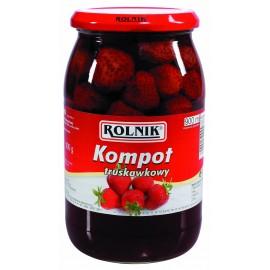ROLNIK-Erdbeere Kompott