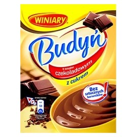 WINIARY-Pudding Schoko geschmack 4 Portionen