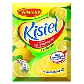 WINIARY-Fruchtgelee Zitrone geschmack 4 Portionen