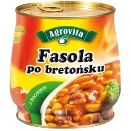 AGROVITA-Bohnen in Tomatensoße 920g