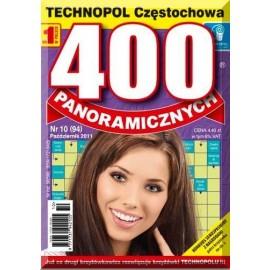 Kreuzworträtsel-400 panoramicznych
