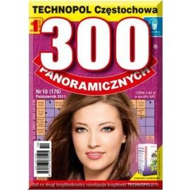 Kreuzworträtsel-300 panoramicznych
