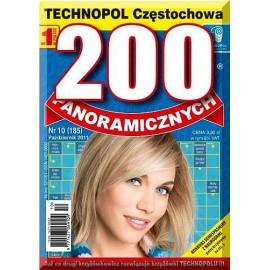 Kreuzworträtsel-200 panoramicznych