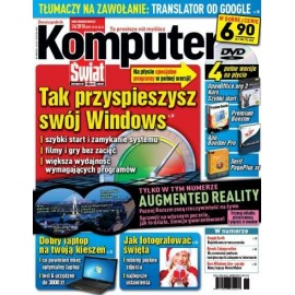 KOMPUTER SWIAT+CD/DVD