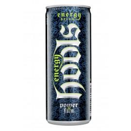 HOOLS-Power&Fun-Energy Drink 0,25l