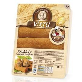 VIRTU- Kroketten mit Kraut und Fleischfühllung 400g