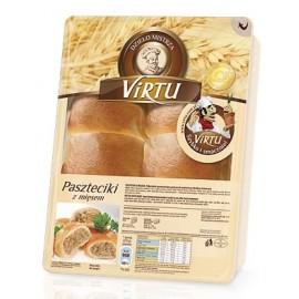 VIRTU- Pasteten mit Fleischfühllung 250g