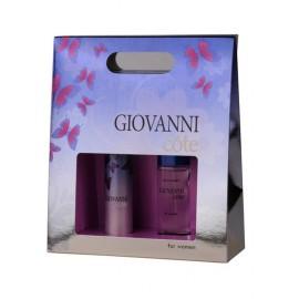 JEAN MARC GIOVANNI-Côte für Damen-BOX 50ml+75ml