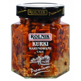 ROLNIK-Ganze Pfifferlinge 250g Glas