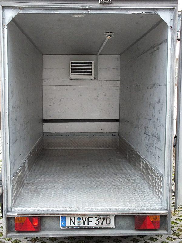 Kühlaggregat von innen